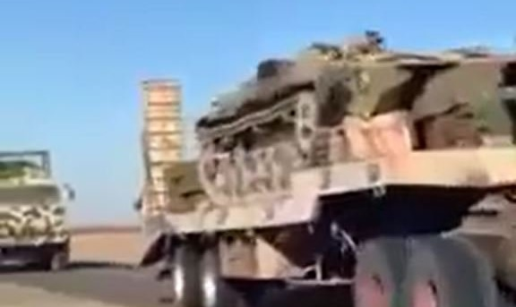 LNA Is Using Modern Russian Anti-Tank Guided Missile System