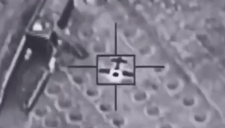Saudi Warplanes Intercept Houthi Drone Over Central Yemen