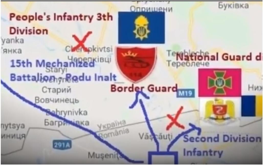 Ukrainian Chief Military Prosecutor To Investigate YouTube Video Showing Alternate Timeline's Romanian Invasion Of Ukraine
