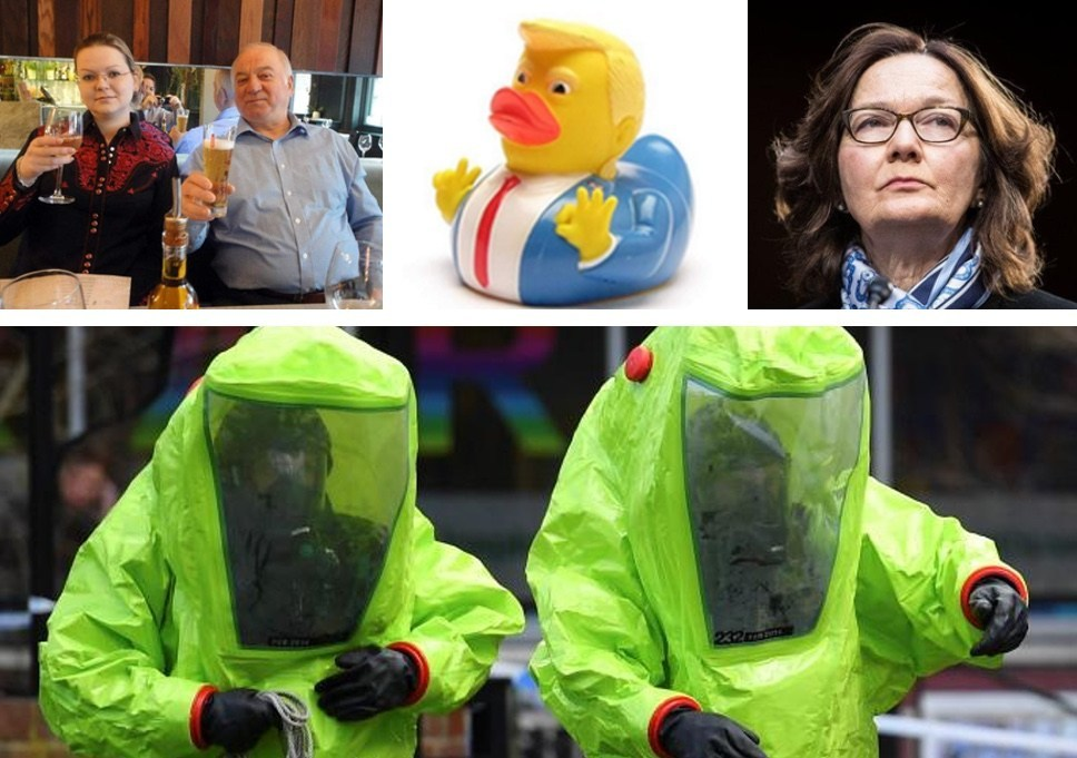 'Just Mistake': NYT Corrected Its Report On Gina Haspel Lying To Trump On Skripal Case