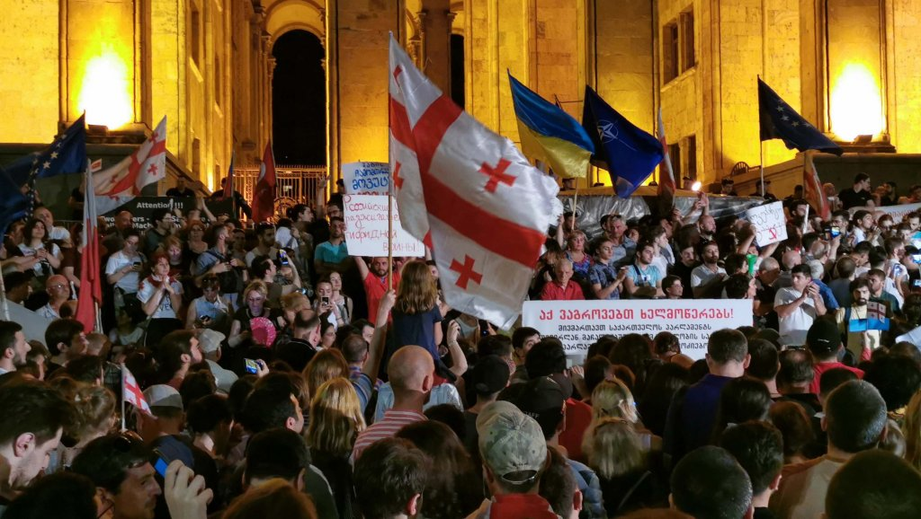 Southern Caucasus: Political Crises, Street Protests And Anti-Russian Hysteria