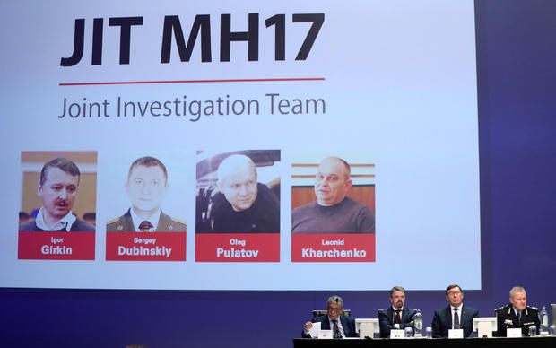 New JIT Briefing On MH17: Political Game Instead Of Real Investigation
