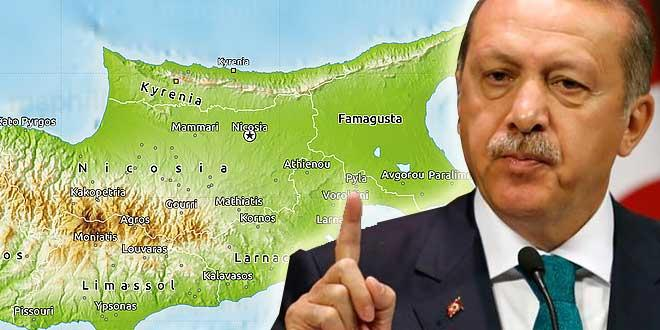 Turkey Prepared To Reinvade Cyprus If Needed - Erdogan Says Following EU Sanctions