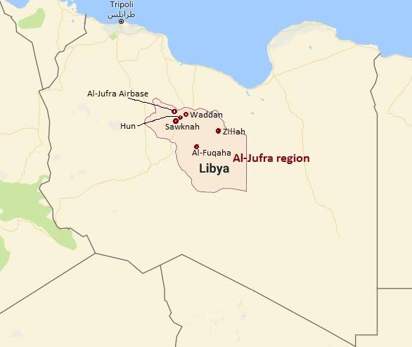 Two Ukrainian Cargo Planes Destroyed By Airstrike On Libya's Al-Jufra Airbase: Reports