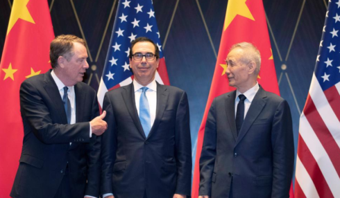 US-China Trade Talks Collapse After Half A Day Of Negotiations