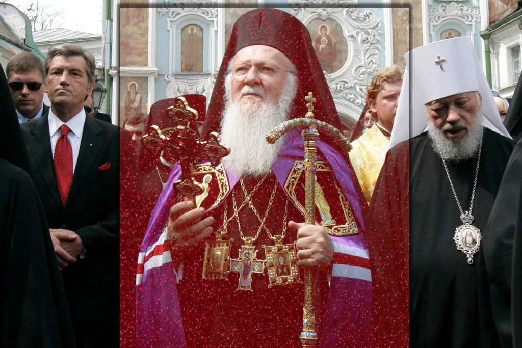 Patriarch Bartholomew Was Planning To His Church Offensive In Ukraine At Least Since 2008