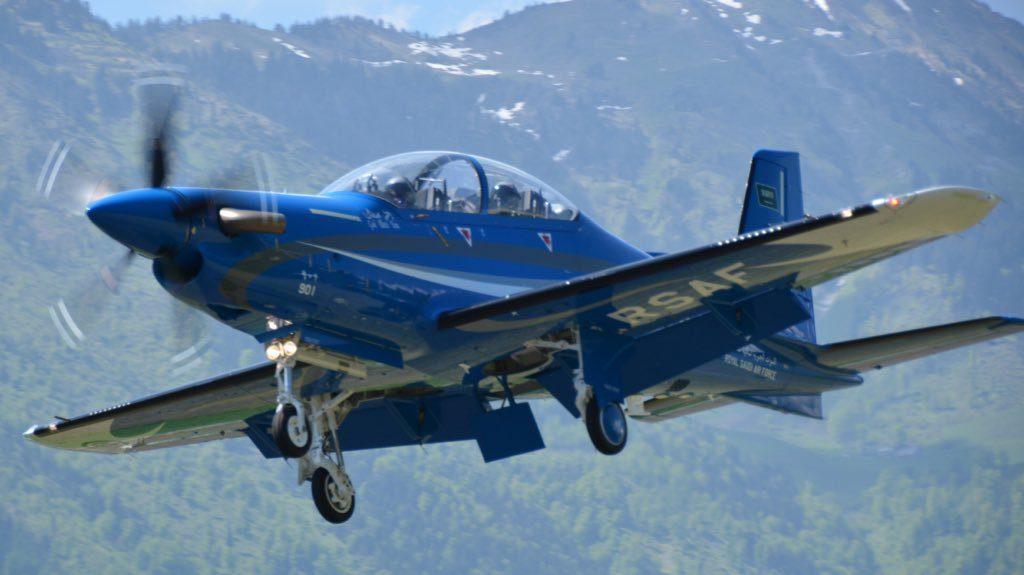 Switzerland Banned Its Planemaker Pilatus From Operating In Saudi Arabia, UAE