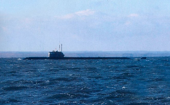 More Details On Deadly Fire Aboard Russian Nuclear-Powered Submarine