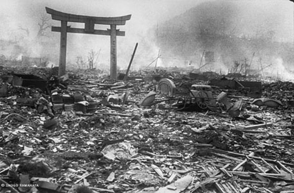 Were the Atomic Bombings of Hiroshima and Nagasaki a War Crime and a Crime Against Humanity?