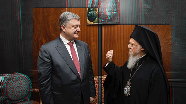 """Orthodox Church Of Ukraine """"Adopted"""" Back By Constantinople In Election Play"""