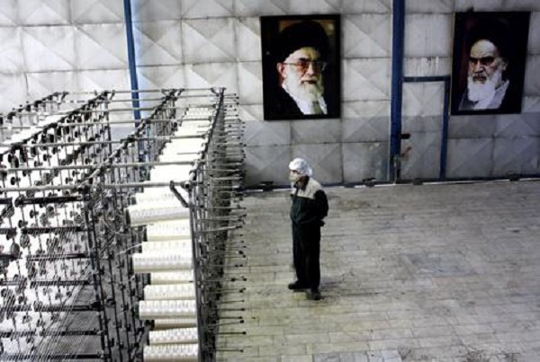 """Three Iranians Caught Smuggling """"Many Tons"""" Of Nuke-Related Material Out Of US"""