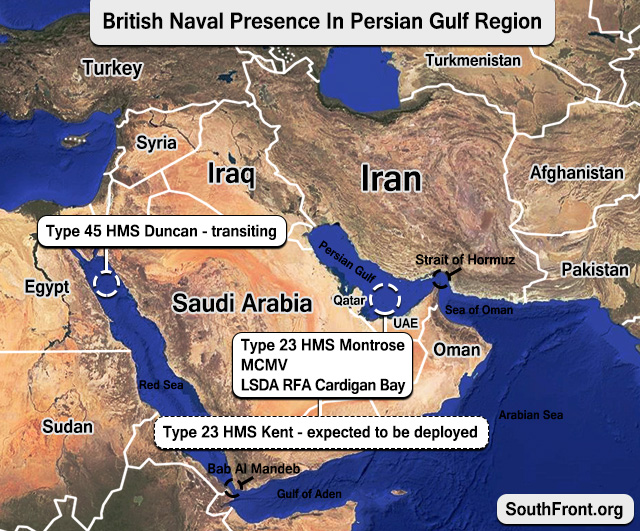 """UAE Tanker """"Disappears"""" In Persian Gulf. US Blames IRGC. Iran Says It Answered A Distress Call"""