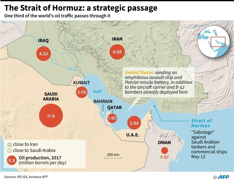 "UAE Tanker ""Disappears"" In Persian Gulf, US Blames Iran"