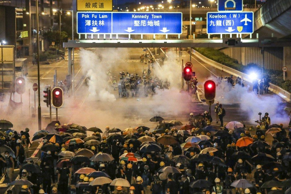 """""""The July Crisis"""" - For The First Time, Beijing Will Officially Respond To Hong Kong Protests"""