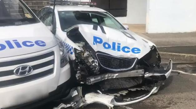 Breaking Bad Meets Bad Braking: Man Transporting $140 Million In Meth Crashes Into Cop Car
