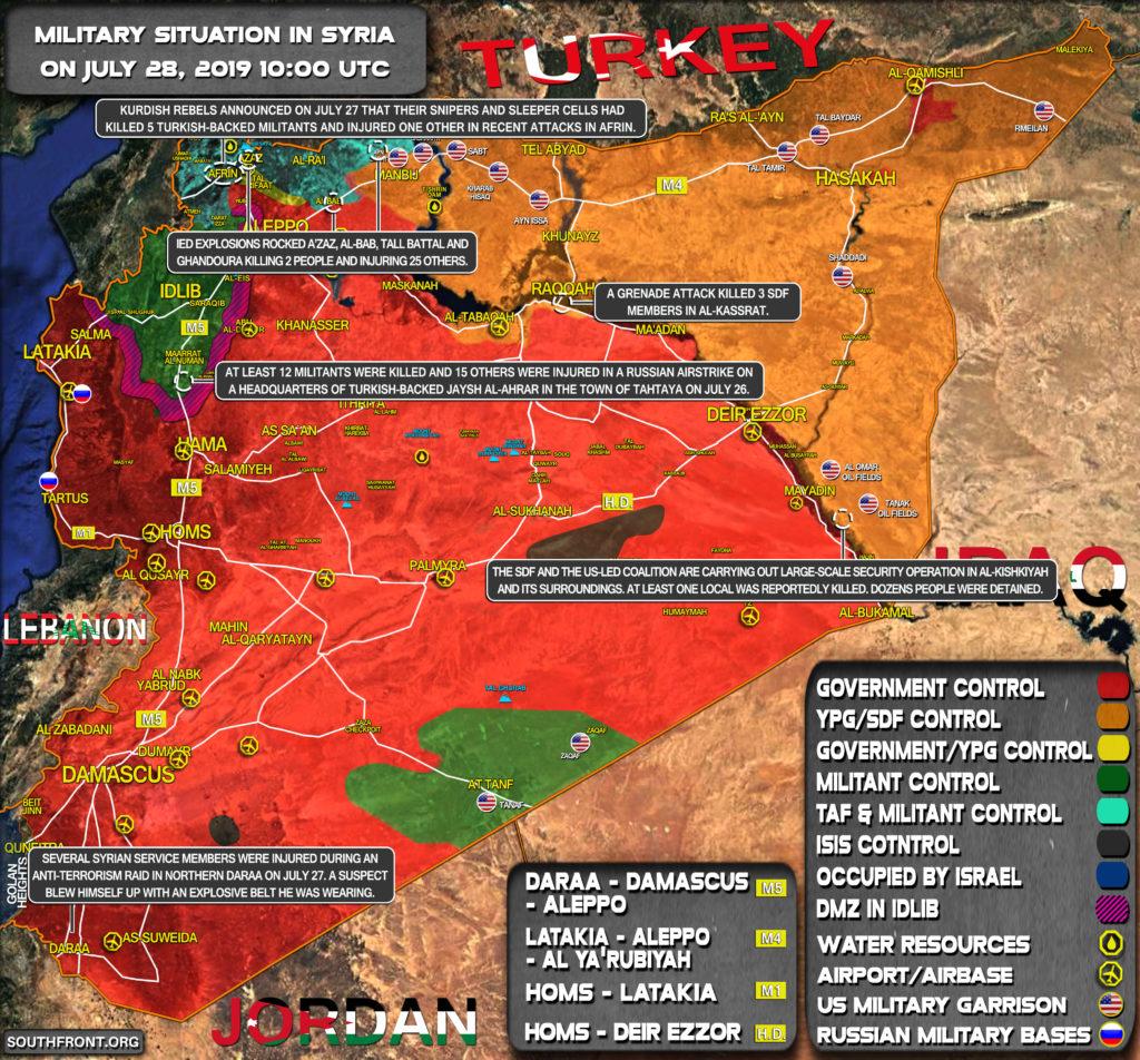 U.S. Is Looting Oil Fields In Northeastern Syria: Russian MoD