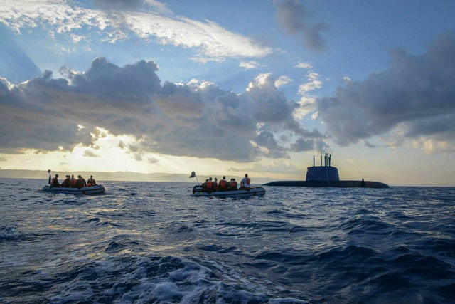Israel's Navy Looking To Modernize Its Submarine Fleet