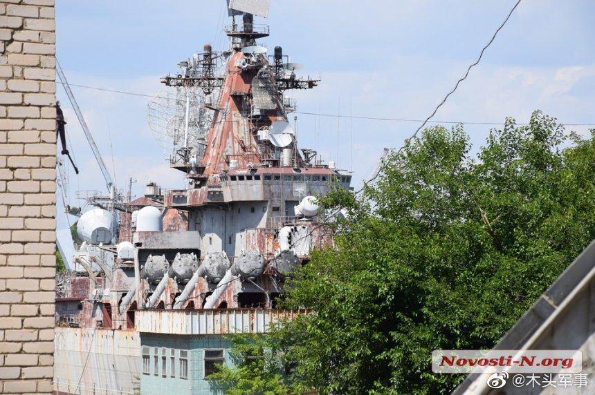 In Photos: Zelensky Tours Most Powerful Warship Of Ukrainian Navy