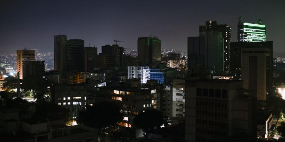 'Electromagnetic Attack' Sends Venezuela Into Yet Another Blackout