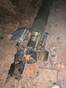 Libyan Government Forces Claim LNA Is Using Swiss Rockets, Facts Say Otherwise (Photos)