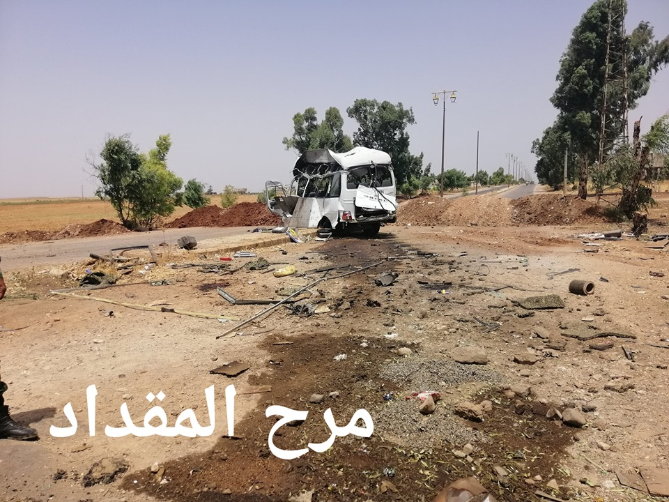 New Daraa Attack Claims Lives Of Several Syrian Soldiers (Photos)