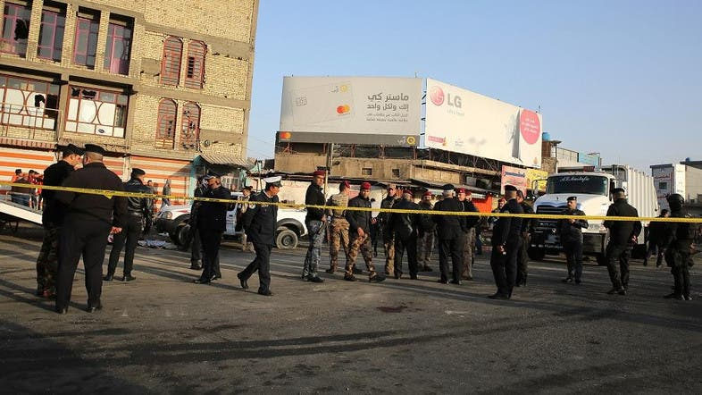 Twin Blasts Kill At Least 5 In Baghdad, As Questions Regarding 'ISIS Defeat' Need Repeated Asking