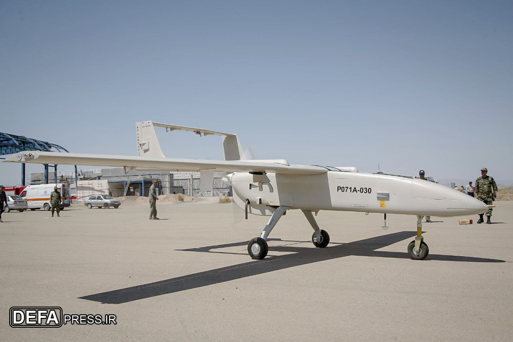 Iranian Army Receives Three New Combat Drones (Photos)