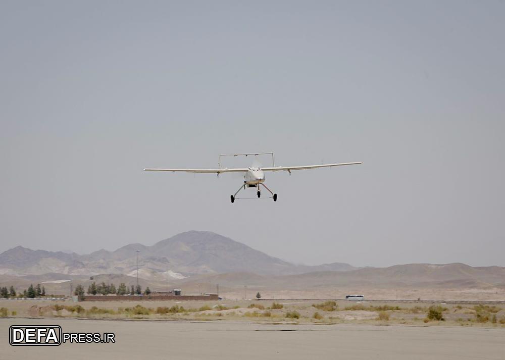 Iranian Army Receives Three New Combat Drones (Photos)