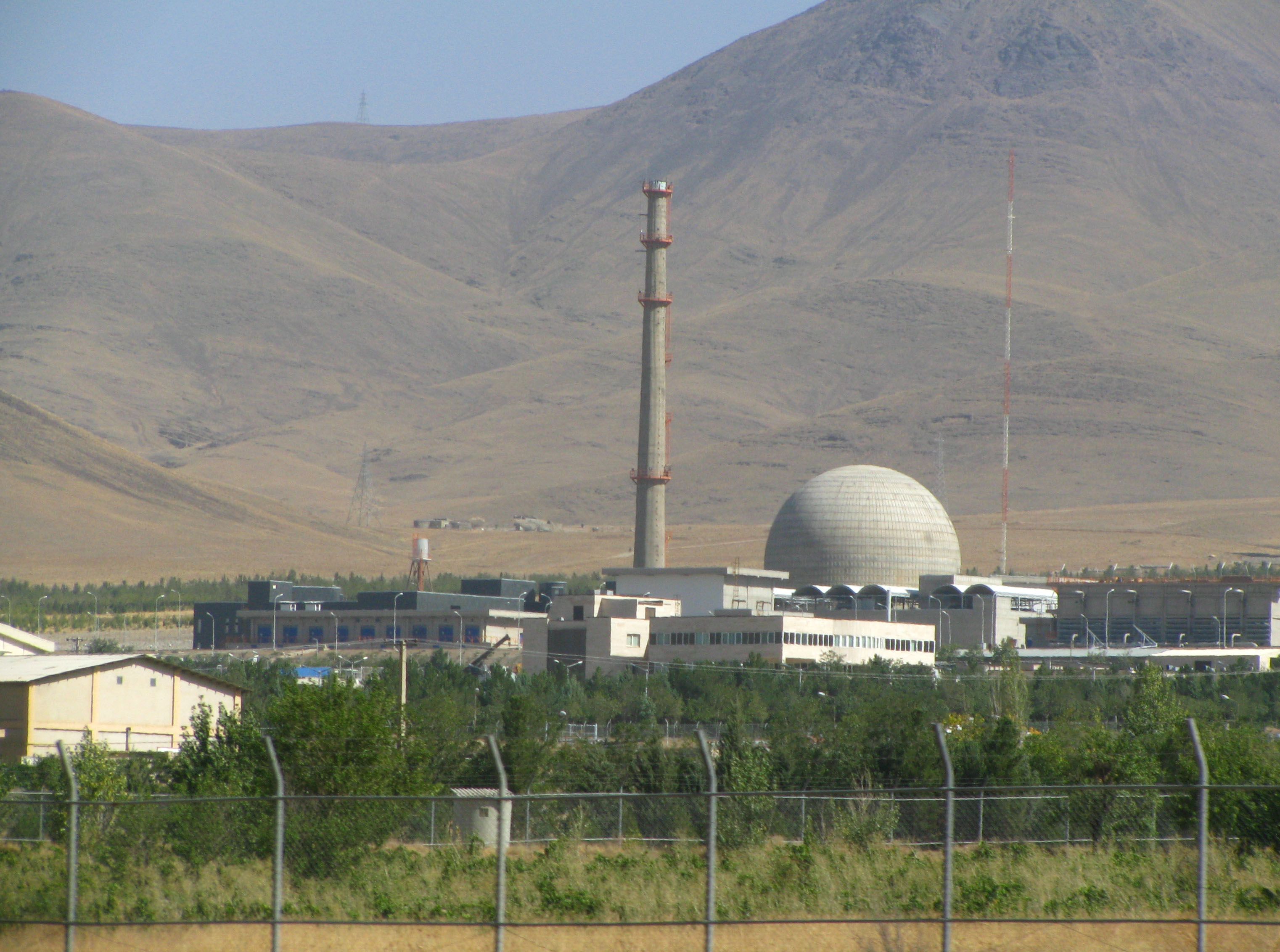 Iran To Restore Operation Of Arak Heavy Water Reactor