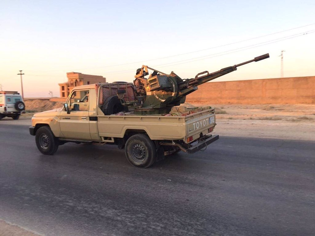 Iraqi Forces Launch Large-Scale Security Operation Along Syria's Border (Photos)
