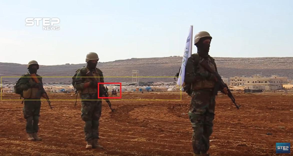New Video Reveals How Jaysh Al-Izza Trains Its Militants Near Refugee Camps