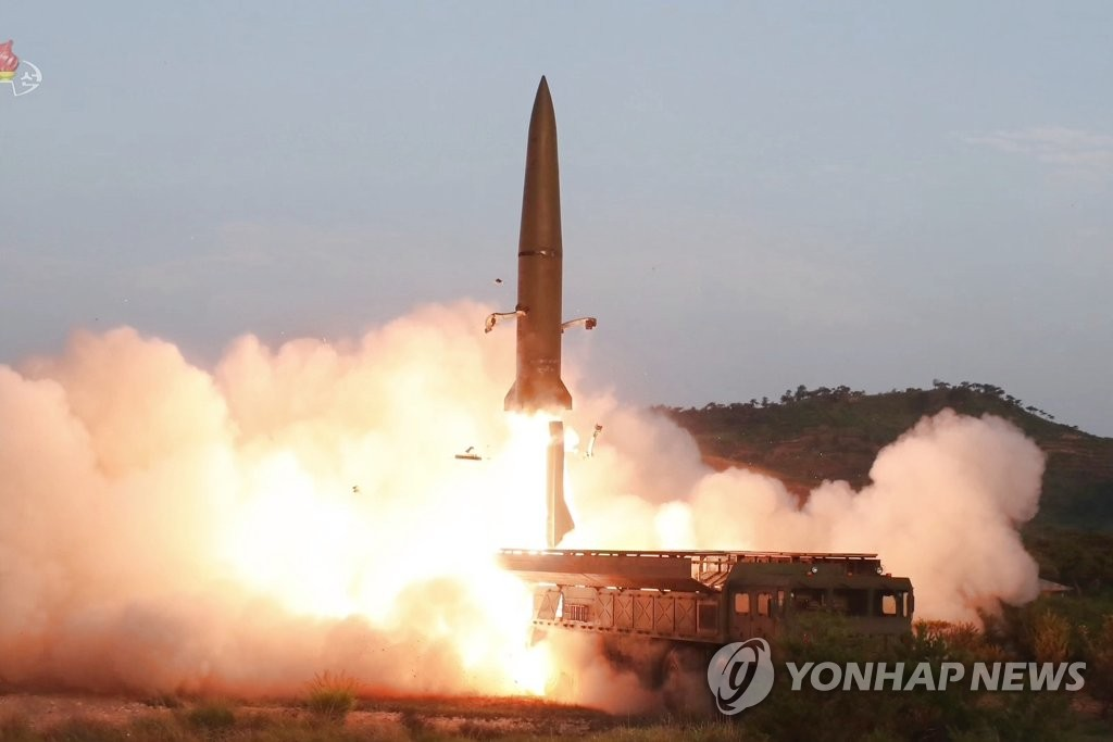 North Korea Conducts Second Missile Test Within 7 Days