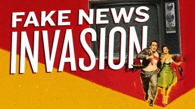 Absurd Western Mainstream Propaganda In Russian