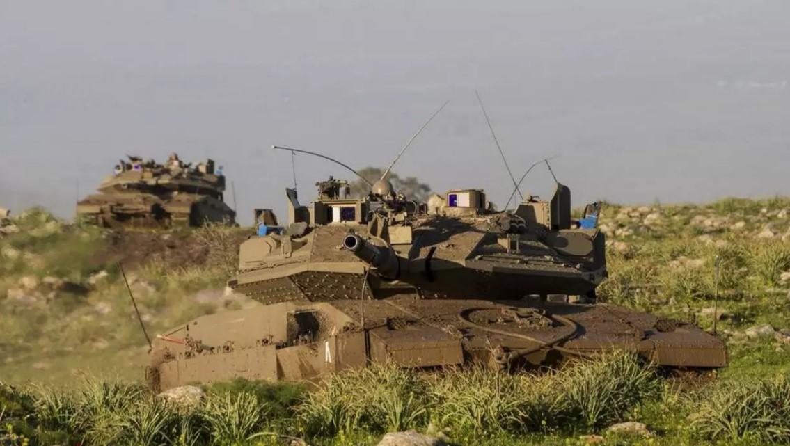 Israeli Tanks Shelled Syria's Al-Quneitra Post Frequently Visited By Senior Hezbollah Commander