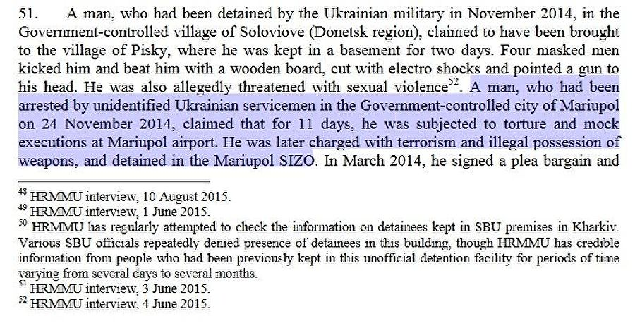 "Using Your Corpse Pit To Strengthen Democracy: Ukrainian SBU's Secret Prison ""The Library"""