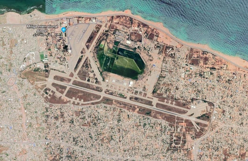Libyan Warplanes Strike Key Tripoli Airport, Sources Claim Turkish Combat Drone Targeted