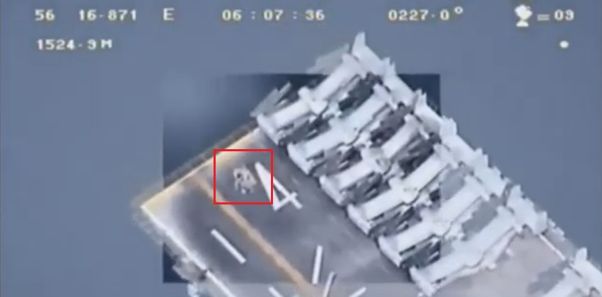 """""""You Can't Down Our Drone"""": Iran Released Drone Footage Of USS Boxer"""
