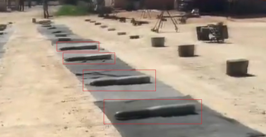 Syrian Army Uncovers Laser-Guided Tank Rounds And Other Weapons In Al-Quneitra (Video)