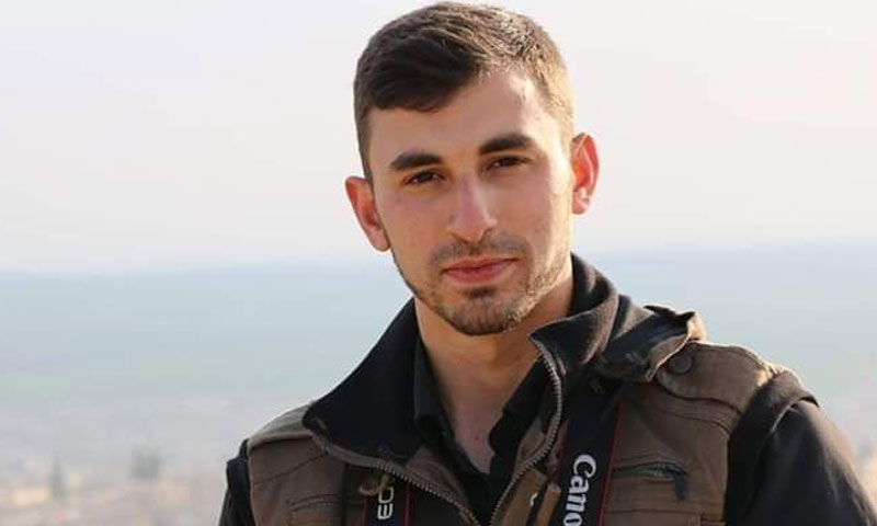 Army Eliminated White Helmets Photographer Linked To 2017 Khan Shaykhun Chemical Attack