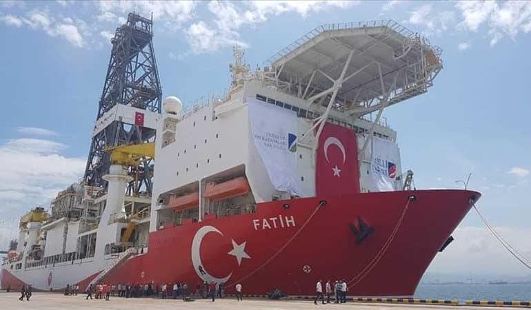 EU Sanctions Turkey Over Drilling in Cyprus's Exclusive Economic Zone
