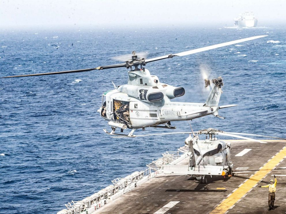 """Iran Is """"Concerned"""" US May Have Accidentally Downed Own Drone Over Hormuz"""