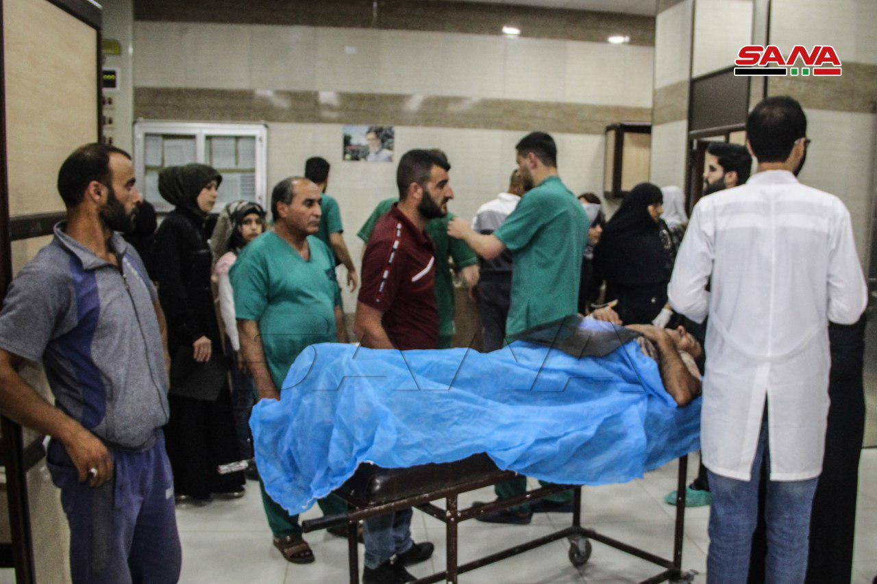 15 Civilians Killed Or Injured In Rocket Attacks On Aleppo. Syrian Army Responds (Photos)