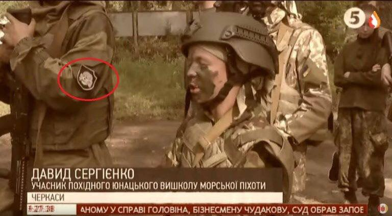 "Ukrainian Armed Forces Falling Apart. Poroshenko-linked TV Channel Praises Nazi ""Patriotic"" Children's Camp"