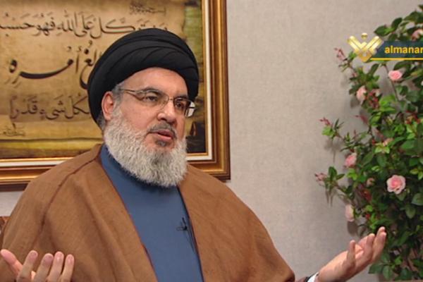 "Nasrallah Vows To Battle Coronavirus Pandemic, Calls Trump ""Biggest Liar On Earth"""
