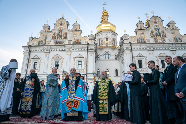 Canonic Orthodox Ukrainian Cuhrch Keeps Growing In Ukraine Despite Pressure From Kiev Government: Report