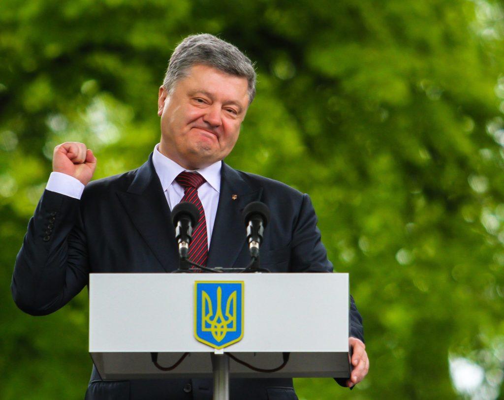 Poroshenko Allegedly Stole $8 Billion From Ukraine And Other News Of 'Young European Democracy'