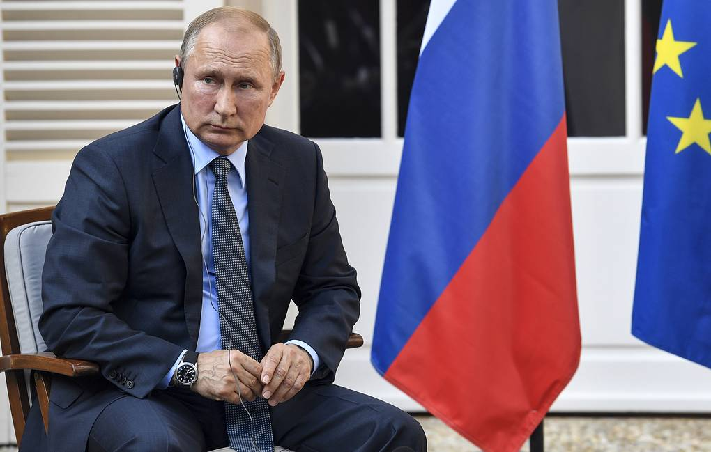 Putin Confirms Russian Support To Syrian Army Advance In Idlib