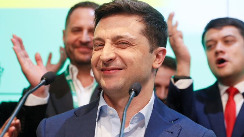 Nationalistic Fairy Tales Of Non-Ukrainian President Of Ukraine