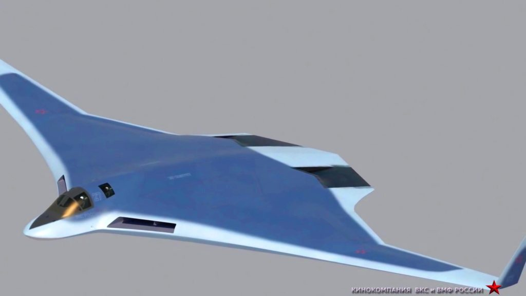 Russia's Next-Generation Stealth Bomber Is Expected To Enter Serial