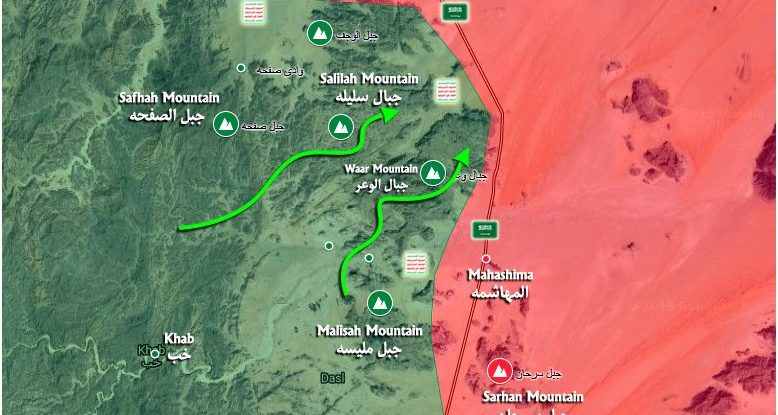SouthFront Maps
